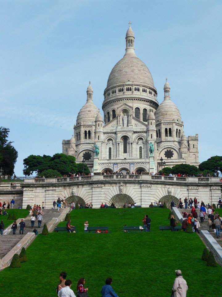 Sacre Ceur - Paris, France