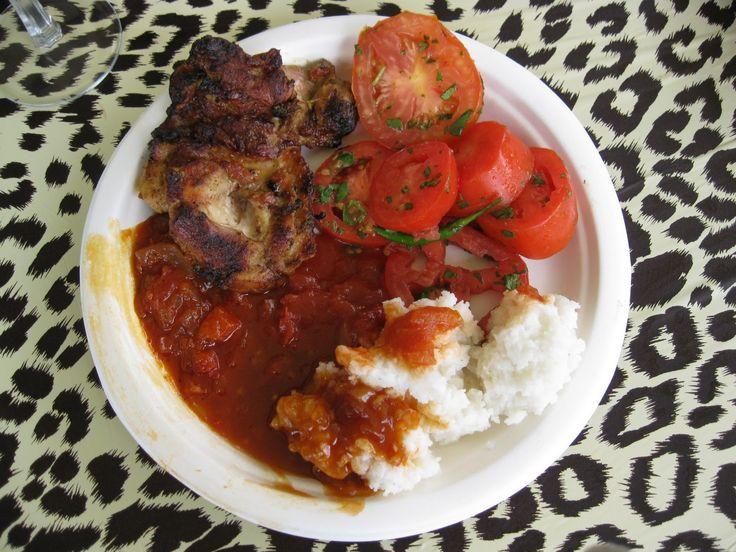 Fatback and Foie Gras: South African Peri-Peri Sauce Recipe