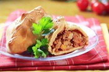 Rolada z mięsem mielonym po meksykańsku - DzieciRosną.pl