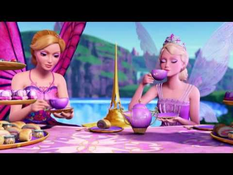 Video of Barbie: Mariposa & the Fairy Princess - Bloopers/Outtakes for fans of Barbie: Mariposa and the Fairy Princess. The bloopers are soo FUNNY!!!!!!