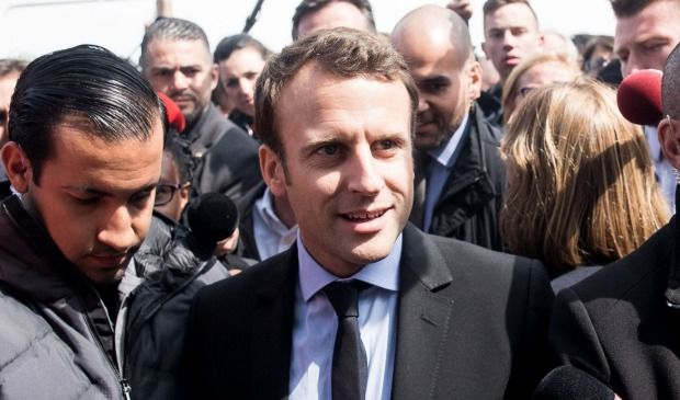 Emmanuel Macron victim of cyber hit similar to Democratic Party via @rightrelevance