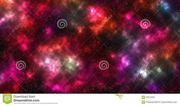 Colored Nebula With Stars - Download From Over 57 Million High Quality Stock Photos, Images, Vectors. Sign up for FREE today. Image: 89215950
