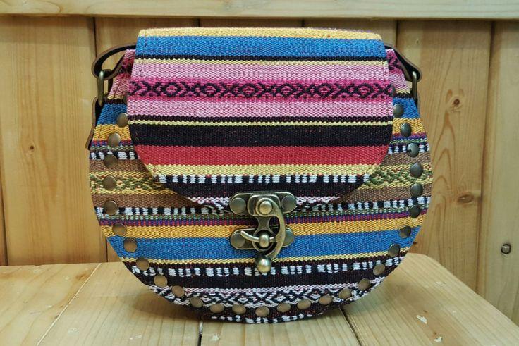 Tribal bag/ Tribal crossbody bag/ Tribal Cloth Crossbody Bag/ Handbag / Crossbody bag by CRAFTPOM on Etsy