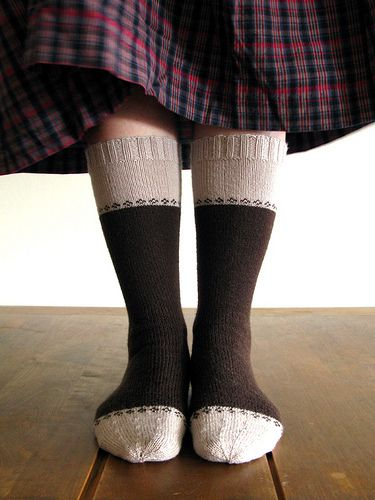 Welsh Country Stockings