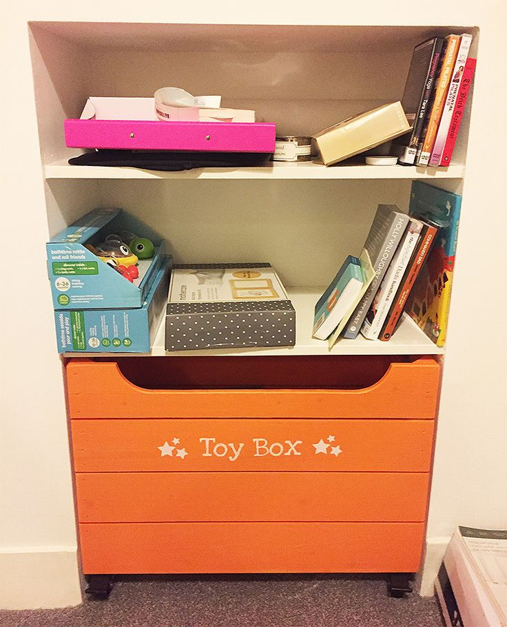 This Beautiful Personalised Toy Box Wooden Storage Crate Gives A Lovely  Homely Feel To The Problem Of Organising Your Childrenu0027s Toys And Books.