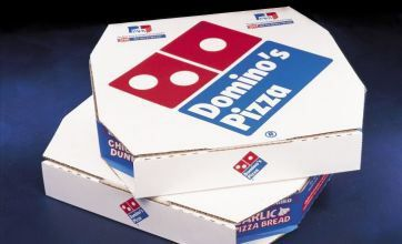'Human billboards' holding Domino's Pizza signs 'being paid just 30p an hour'