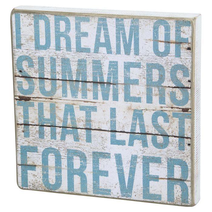 Super cute inspiration for summer decor! <3