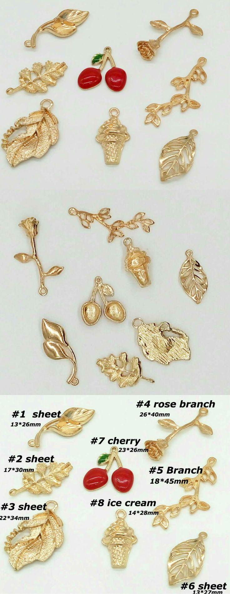 2 pcs DIY charms, Bracelets Charm,  charm madam coco,  Jewellery  charms, boho charms, Jewelry Supplies, charms wholesale,   Jewellery making supplies. Charm sheet, charm ice cream