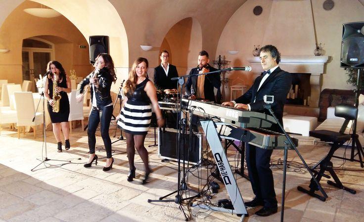 Musicisti Musica per Matrimonio Live Band per Nozze Animazione Molise Ab...