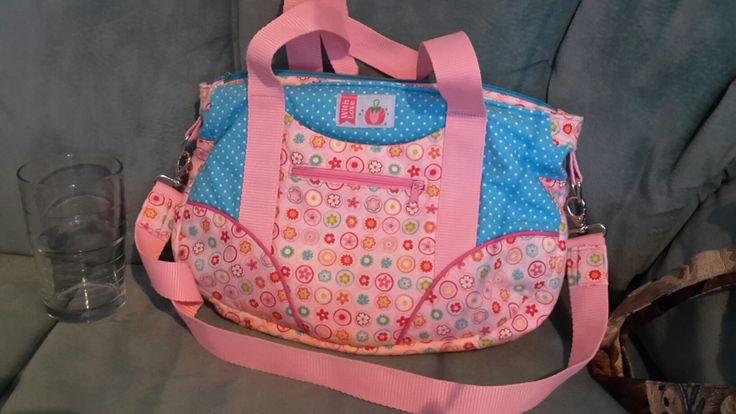 Eine Schnabelina mini als KiGa-Tasche.