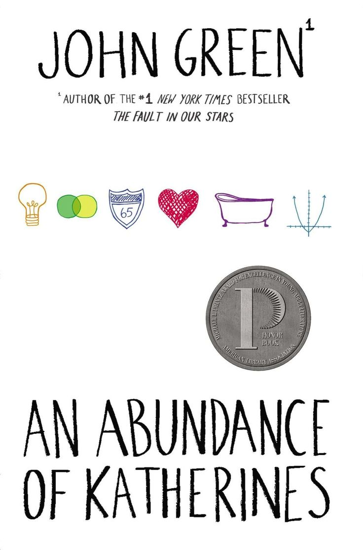 An Abundance Of Katherines By John Green Having Been Recently Dumped For The Nineteenth Time By A Girl An Abundance Of Katherines John Green Books Green Books