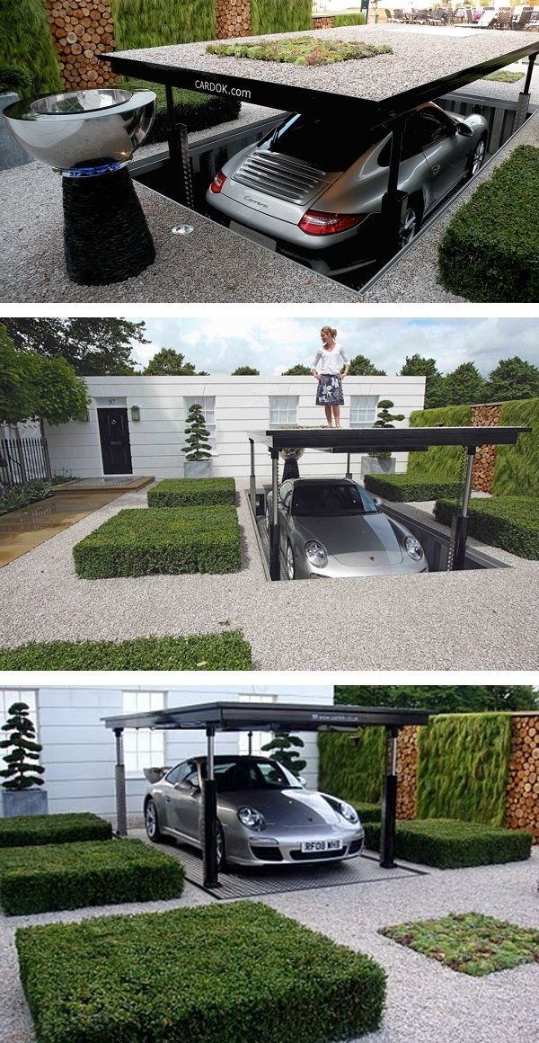 Excellent Underground Parking Garage Design Excellent Contemporary Underground Parking Garage Desig Parking Design Minimalist House Design Architecture House