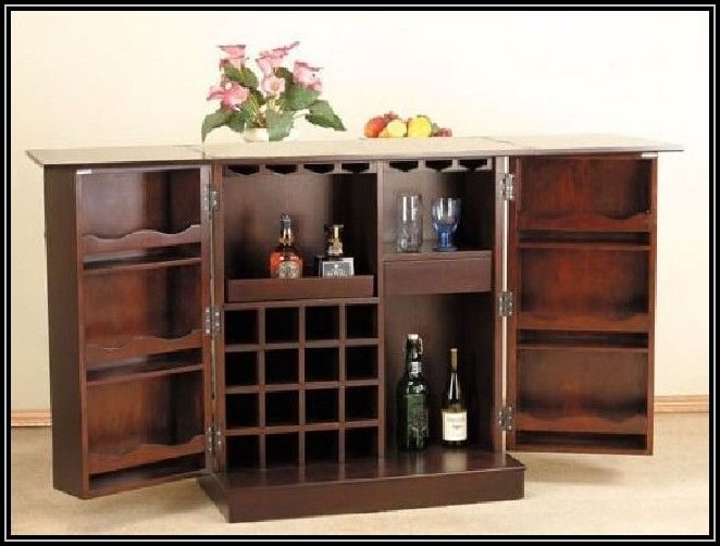 Home Bar Unit With Wine Storage And Drawers Espresso Finish Remarkable Product Available Now