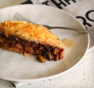 Fruit Mince Baklava - Cooking with Tenina
