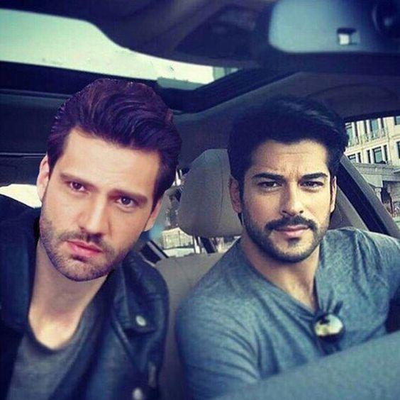BURAK OZCIVIT (Kemal) si KAAN URGANCIOGLU (Emir),... | Kanal D