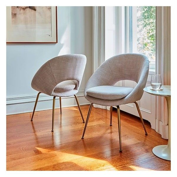 Best West Elm Dining Chairs Ideas On Pinterest Office Chairs