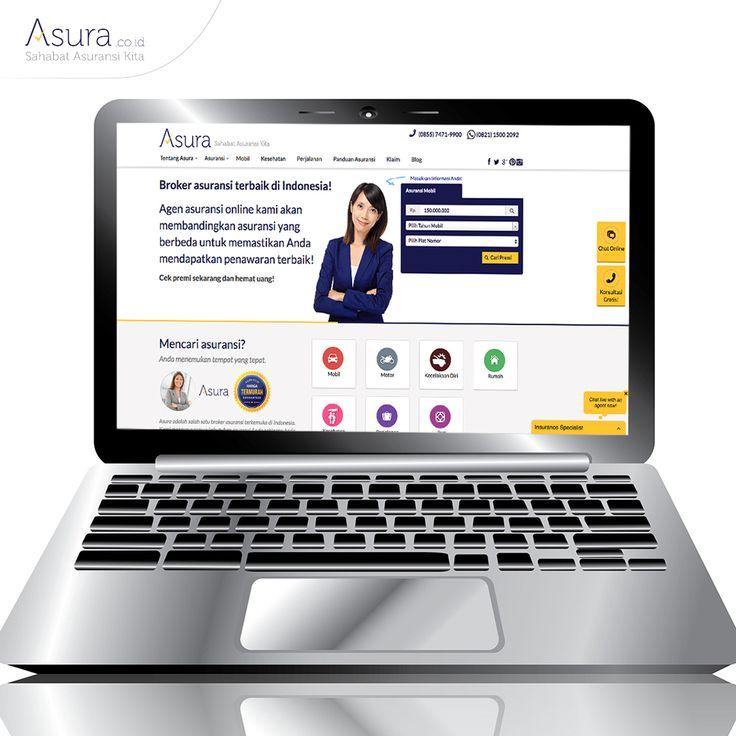 Ingin membeli asuransi tanpa ribet? Buka aja Asura.co.id. Solusi temukan dan bandingkan asuransi yang sesuai dengan kebutuhan Anda :)