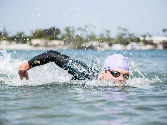 How To Sight In A #Triathlon #Swim - Triathlete.com  I have certainly swam longer than the course is supposed to be as my sighting, especially for #Ironman, needs to improve.