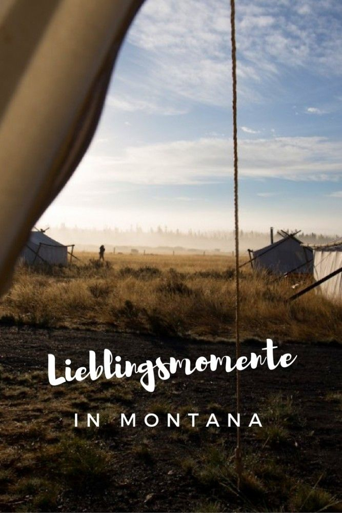 Wenn ich an Montana zurückdenke, denke ich an Pastellfarben, an Berge mit weißen Bergziegen, an glasklare Flüsse und endlose Weidegebiete. Vom Norden Montanas bis in den Süden sind wir in 1,5 Wochen gefahren: Glacier Nationalpark, Missoula, Bozeman, Yellowstone.