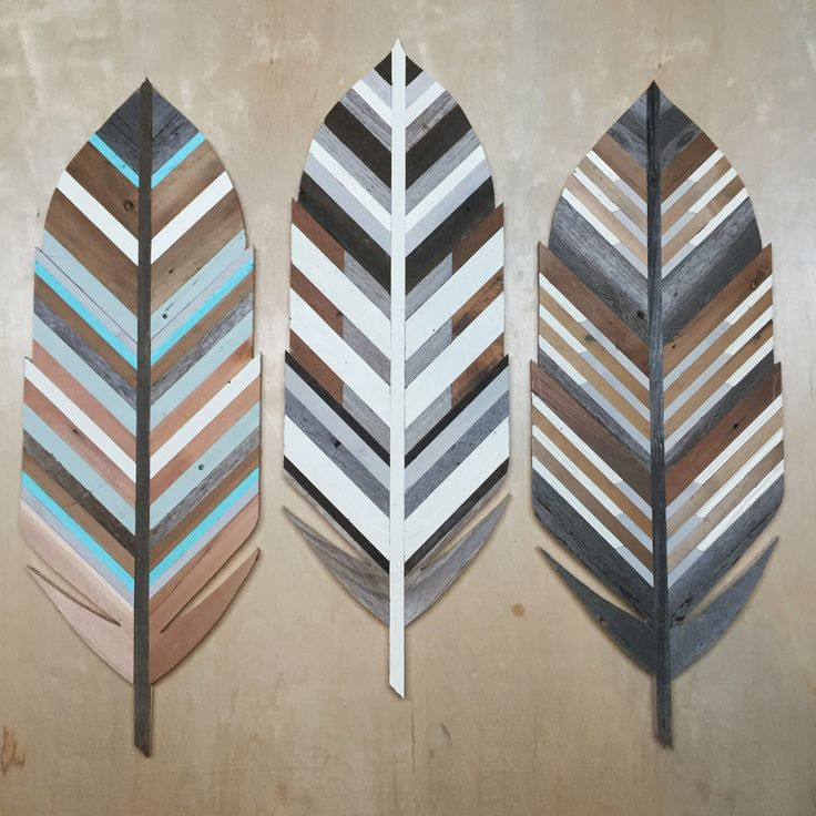 25+ unique Feather wall art ideas on Pinterest   Feather ...