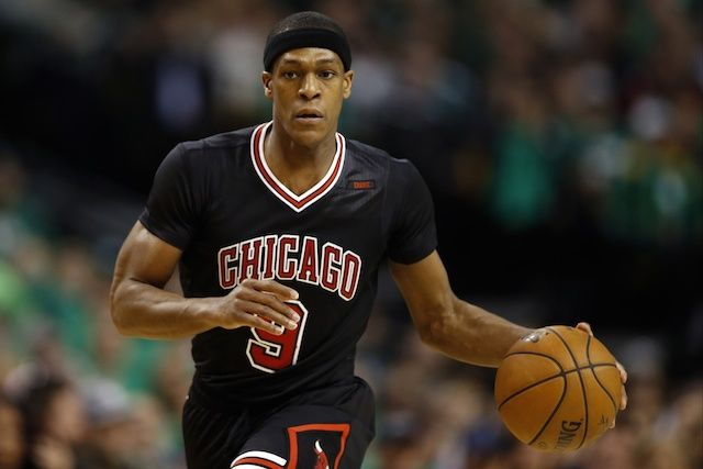 Point guard Rajon Rondo, whom the Lakers were strongly considering signing in free agency, has agreed to a deal with the New Orleans Pelicans