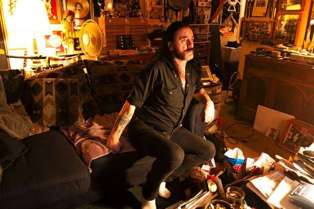À La Télé Ce Samedi Soir: Lemmy