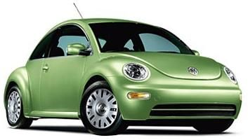 The Green Volkswagen Beetle Theory Life And Stuff Car
