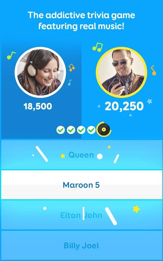 SongPop 2 - Music Trivia- screenshot