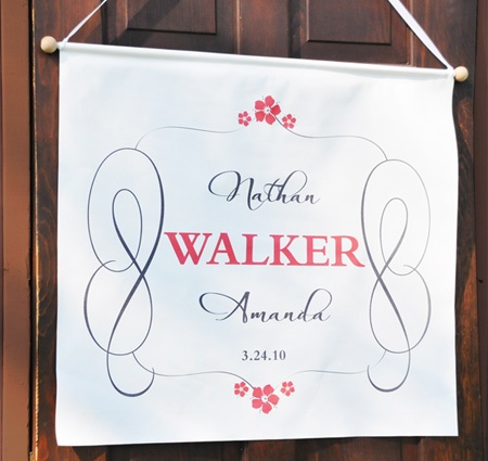 17 best 1000 images about Wedding Banners on Pinterest Personalized
