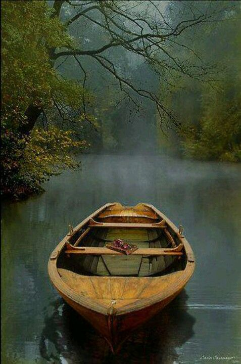 A quiet ride of peace and calmness.