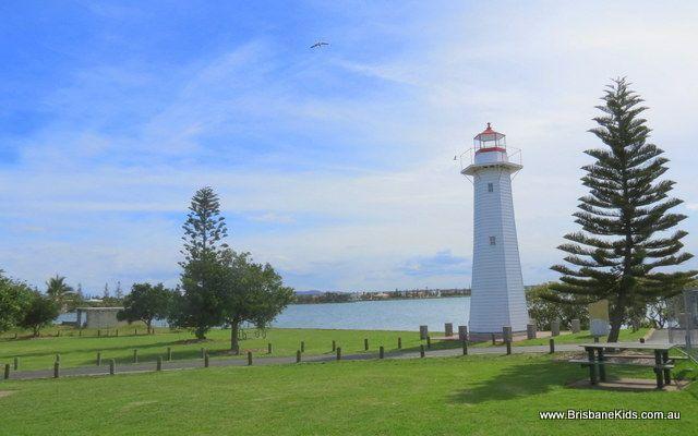 Old Cleveland Lighthouse at Cleveland Point Park