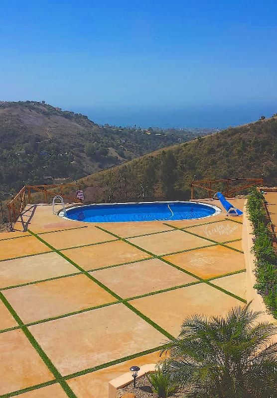 MAGIC CASTLE - OCEAN VIEW POOL ESTATE Has Patio and Washer - TripAdvisor - Santa Barbara Vacation Rental