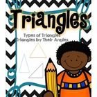 4.G.2  Use this mini-bundle for teaching/reviewing types of triangles. Review Right, Acute, Obtuse, Equilateral, Isosceles, & Scalene triangles.  Alig...