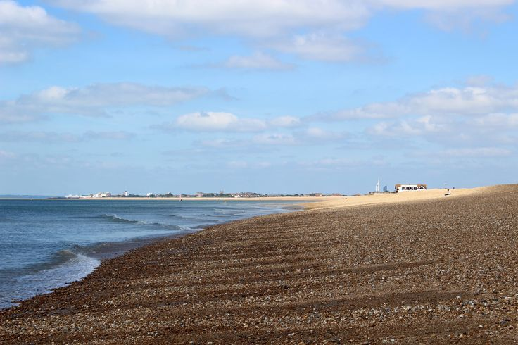 Hayling Island Beach, Hampshire