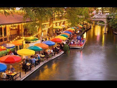 10 Best Tourist Attractions In San Antonio, Texas - YouTube