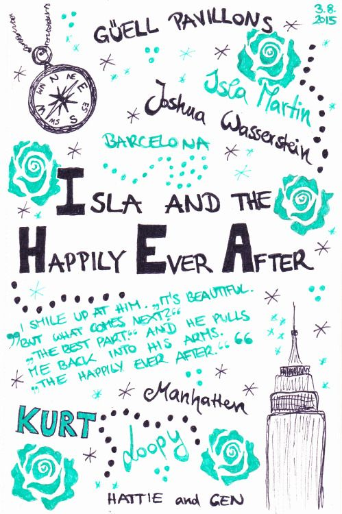 comiziale:  Book Diary: Isla and the Happily Ever After - Stephanie Perkins