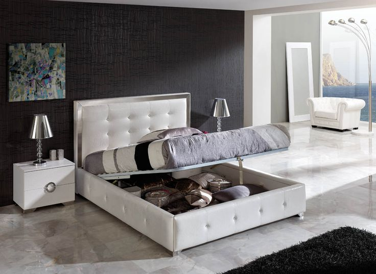 I Love The Look Of This Ultra White Bedroom Suite Though I May Be A
