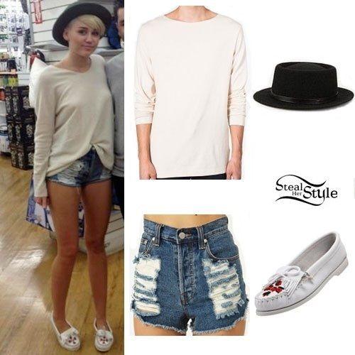 Miley Cyrus\u0027 Clothes \u0026 Outfits
