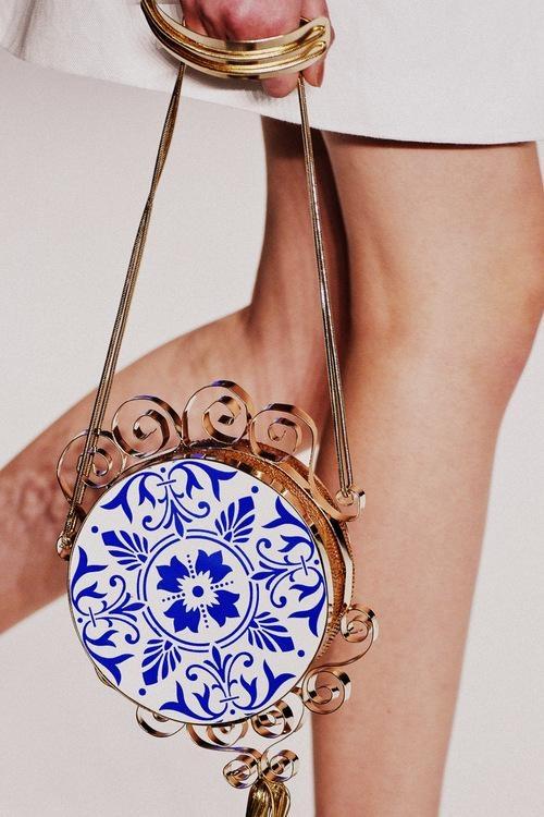 elaborate coin purse
