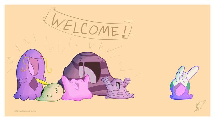 Squishy Pokemon by Blizarro on deviantART