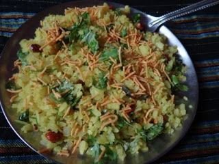 98 best tasty spicy maharashtrian food images on pinterest how to make poha recipe in marathi language forumfinder Image collections