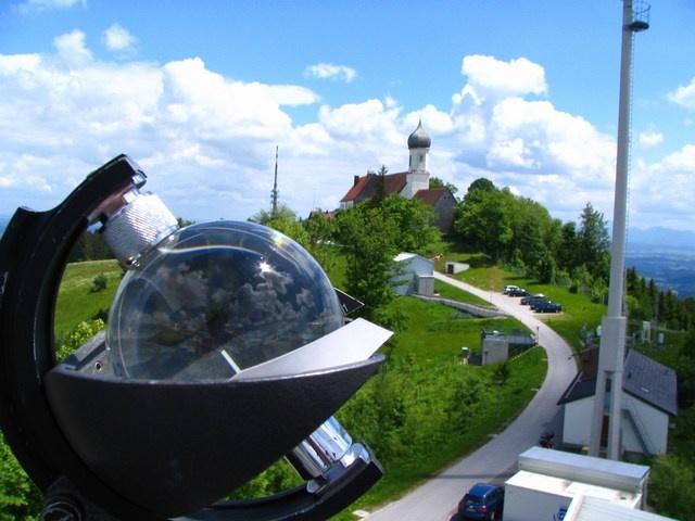 Hohenpeissenberg, Wallfahrtskirche Mariä Himmelfahrt (Weilheim-Schongau) BY DE