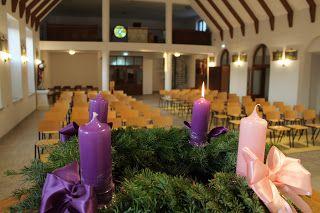 """Szilveszter Barát Blogja: """"Nemcsak fenyőfás ünnep közeleg!"""" – Advent első va..."""