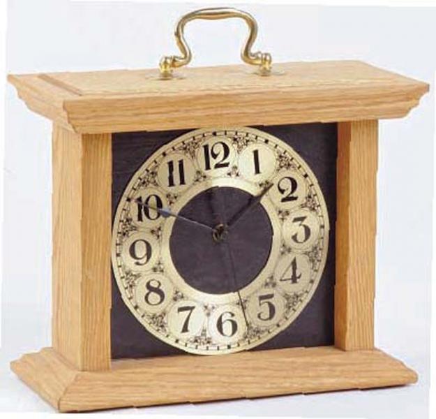 Mantel Clock Plans Woodworking