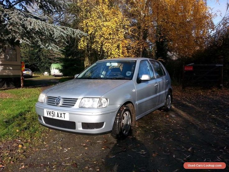2001 Volkswagen Polo 1.4 #vwvolkswagen #polo #forsale #unitedkingdom