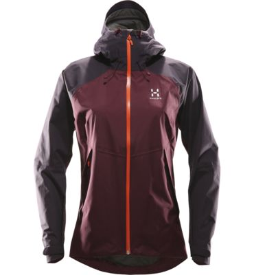 Esker Jacket is waterproof, breathable, lightweight and completely fluorocarbon free.