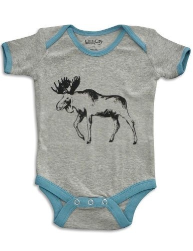 Seeing a picture of baby with grandpa the moose hunter - Wild And Cozy by Hatley - Newborn And Infant Boys Short Sleeve One Piece Bodysuit: Solomon Landon, Kids Clothes, Infant Boys, Piece Bodysuit, Short Sleeve, Baby Boys, Charlotte Joy