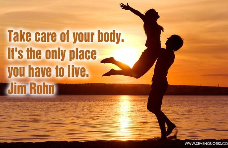 What does taking care of your body mean to you? For me the quick answer is-exercise eat clean replace toxic personal care items get rid of toxic people and get plenty of sleep.