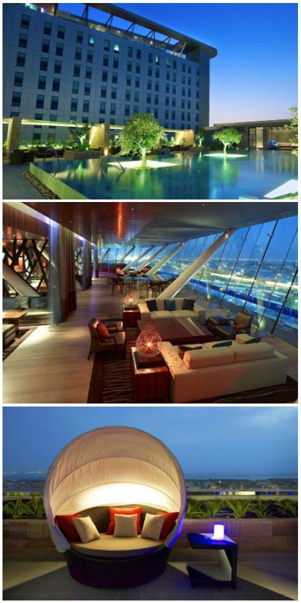 Direktflug mit der Airline Emirates nach Abu Dhabi über Weihnachten. Der Preis enthält Flug und Hotel - Angebot via Urlaubspiraten.de