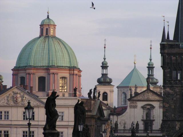 Prague: City of Spires